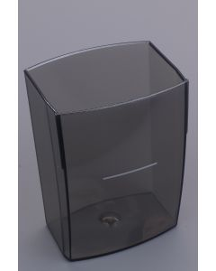 Conical Grounds Bin – Clear