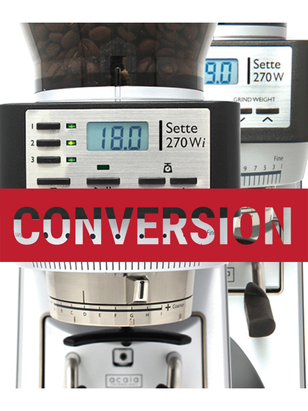 Sette 270W Repair and Conversion to 270Wi